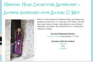 Author Interview Image