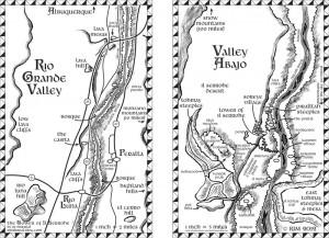 Tower of Il Serrohe Map Aug 2012