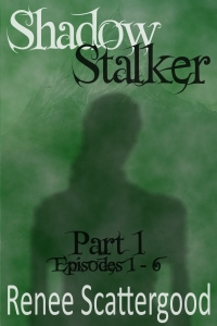 Shadow Stalker Part 1 Cover